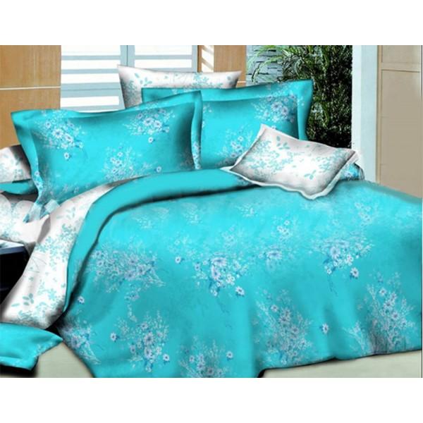 Комплект постельного белья SoundSleep Winter bouquet евро L-1585-2