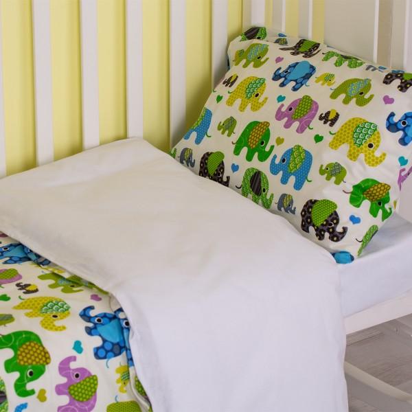 Комплект детского белья SoundSleep Cartoon Elephant Ran-101