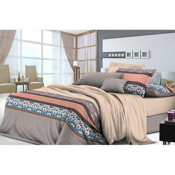 Комплект постельного белья SoundSleep Aquileia сатин Евро