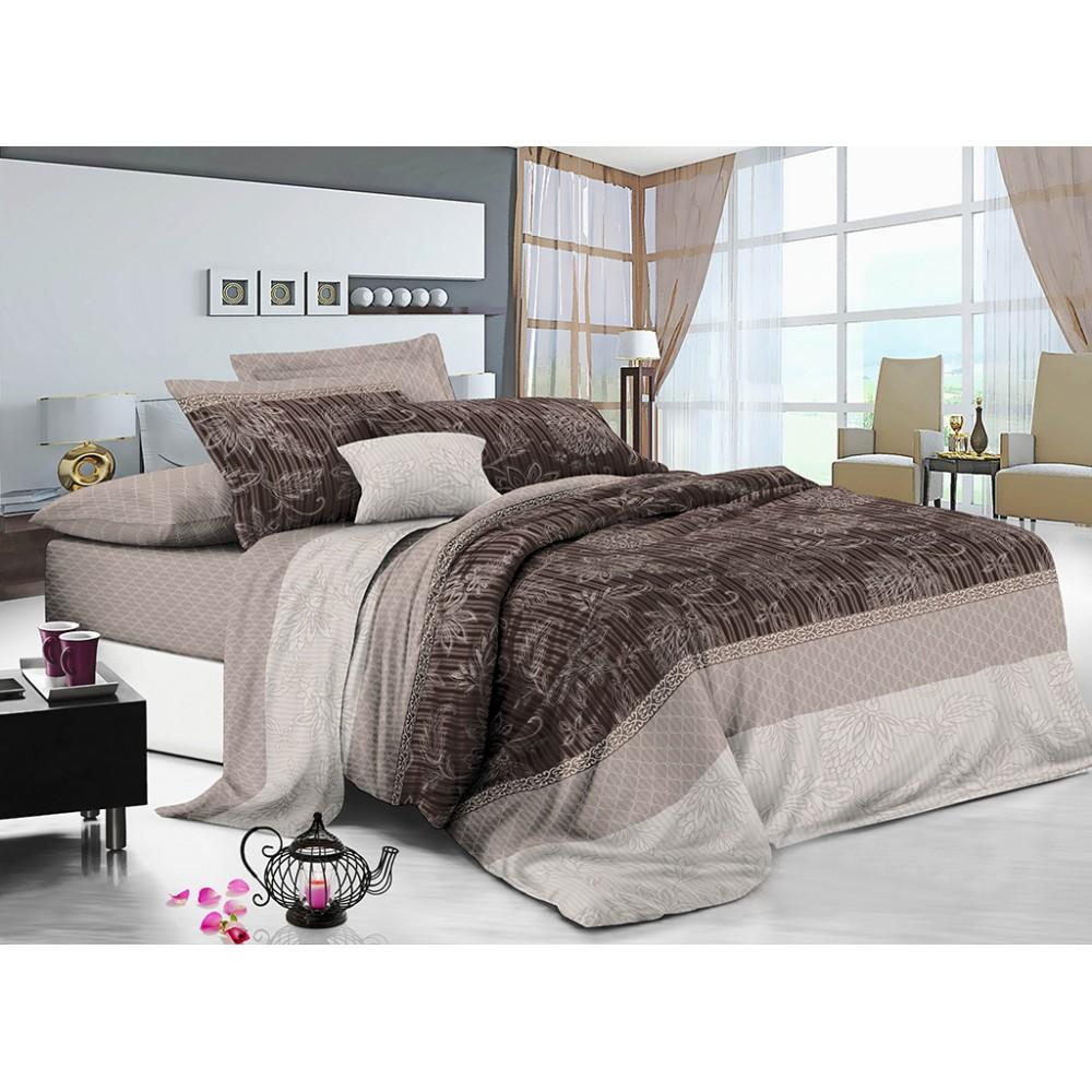 Комплект постельного белья SoundSleep Carmel сатин полуторный