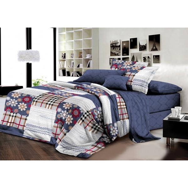 Комплект постельного белья SoundSleep Provence поплин Евро