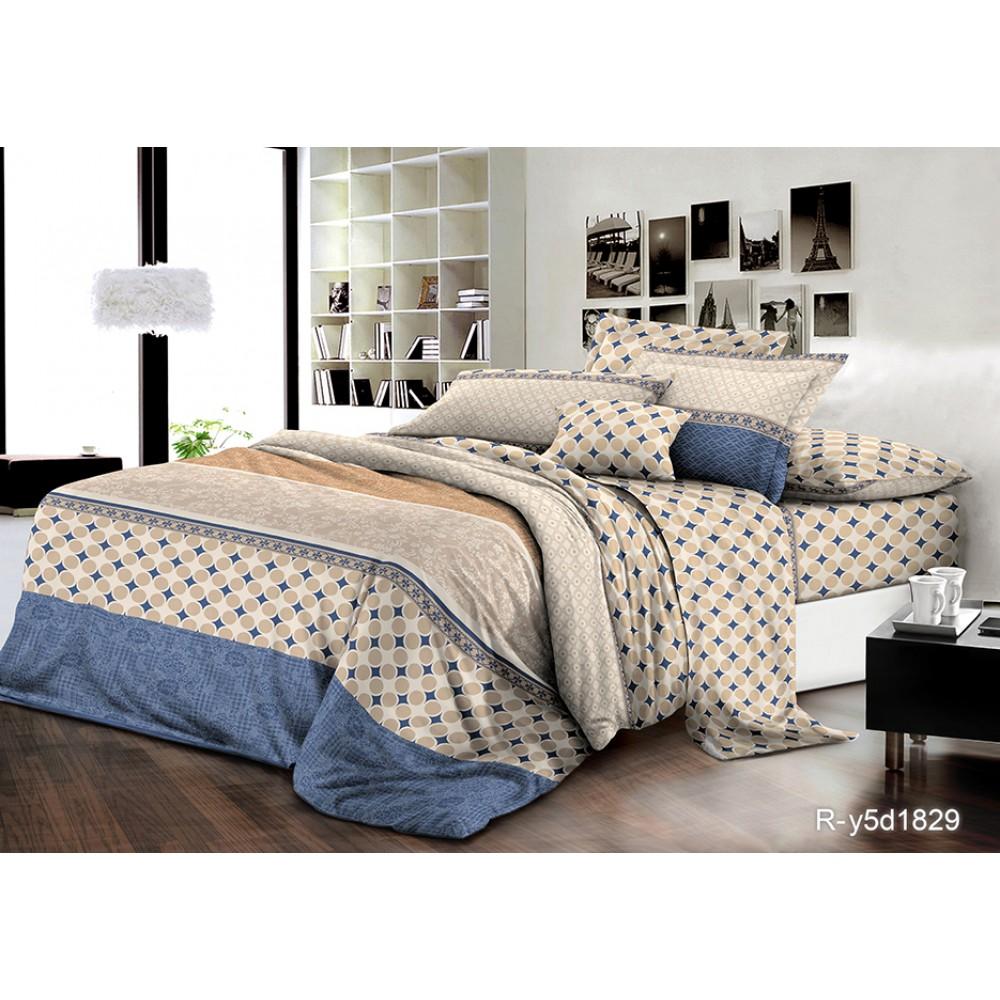 Комплект постельного белья SoundSleep Campania поплин двуспальный
