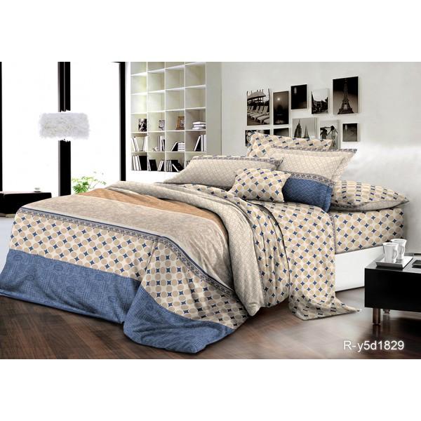 Комплект постельного белья SoundSleep Campania поплин полуторный
