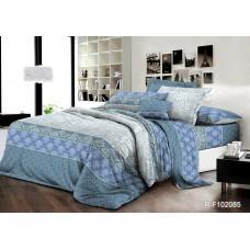 Комплект постельного белья SoundSleep Rhodes поплин двуспальный