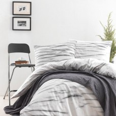 Bed linen set SoundSleep La Calin Euro grey