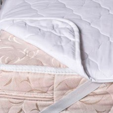 Mattress cover Ukraine quilted Microfibre-100 100х200 cm