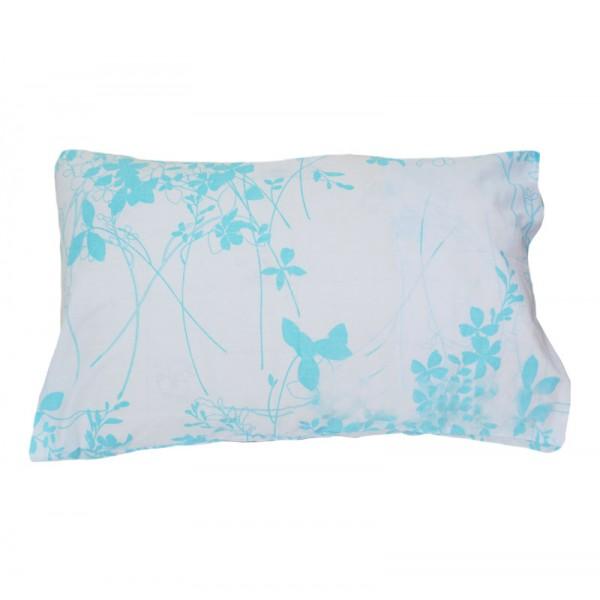 Комплект наволочек Winter bouquet SoundSleep поплин 70х70 см белый