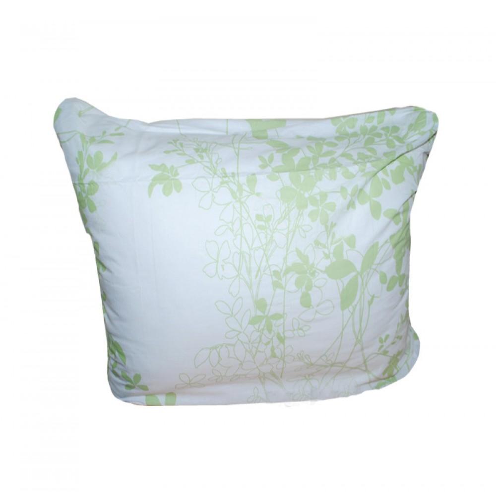 Комплект наволочек Summer bouquet SoundSleep поплин 70х70 см белый
