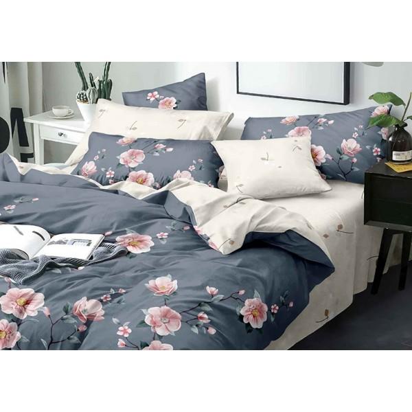 Комплект наволочек из бязи Pink roses SoundSleep 50х70 см