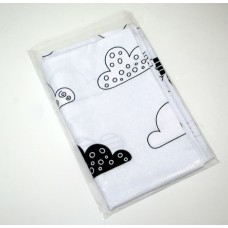 Pillowcase for a child from Ranfors SoundSleep Сlouds 50x70 cm