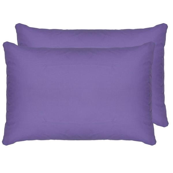 Наволочки SoundSleep 70х70 см фиолетовые