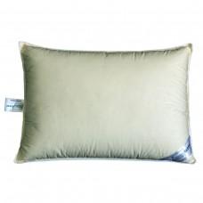 Pillow 10% feather SoundSleep Sleep and Go oliva 50х70 cm