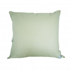 Pillow 50% feather SoundSleep Calm olive 70х70 сm