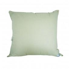 Подушка SoundSleep Meditation 90% пуха 70х70 см оливковая