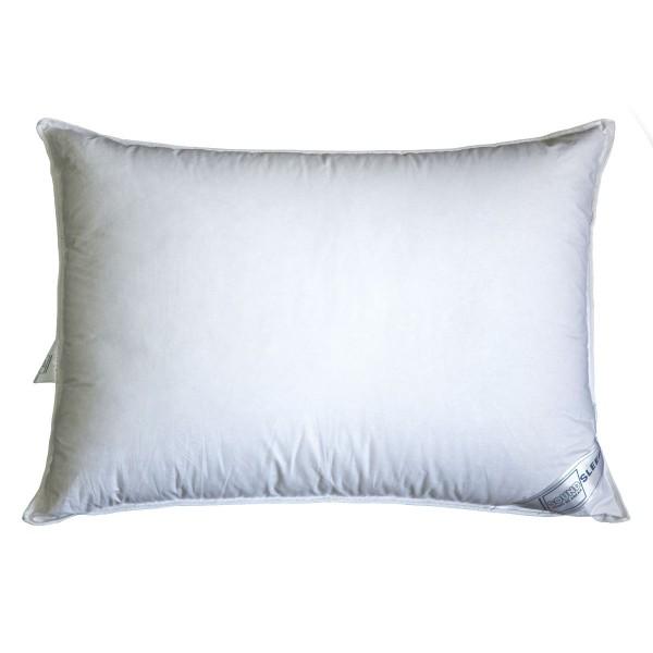 Подушка SoundSleep Meditation 90% пуха 50х70 см белая
