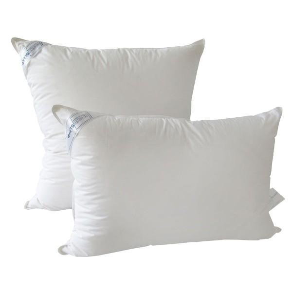 Подушка SoundSleep Love 30% пуха 70х70 см белая