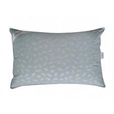 Подушка SoundSleep Love 30% пуха 70х70 см голубая