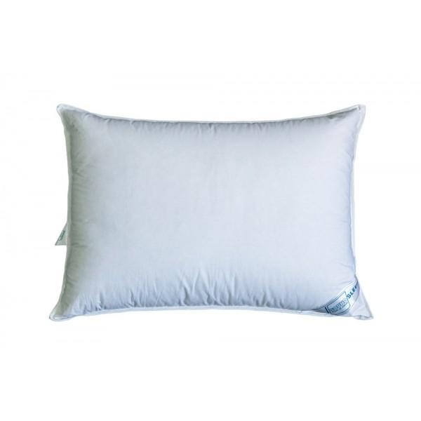 Подушка SoundSleep Relax 5% пуха 70х70 см white