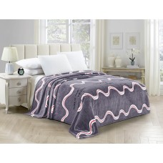 Fleece blanket SoundSleep Wave 150x220 cm