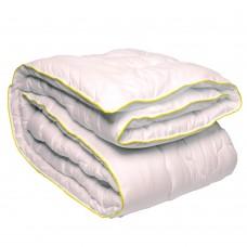 Одеяло Славянский пух Classic антиаллергенное зимнее стеганое White 145х205 см 1300г