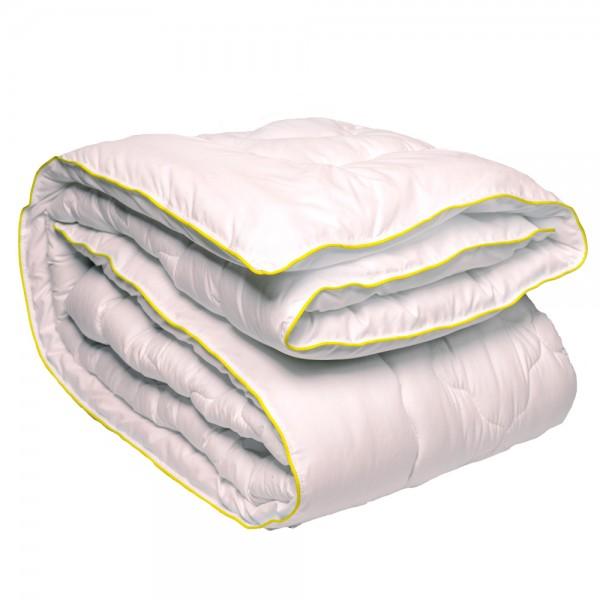 Одеяло Славянский пух Classic антиаллергенное зимнее стеганое White 200х220 см 1800г