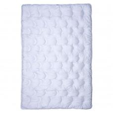 Одеяло Славянский пух Nanofiber winter антиаллергенное зимнее стеганое 142х205 см 1300г