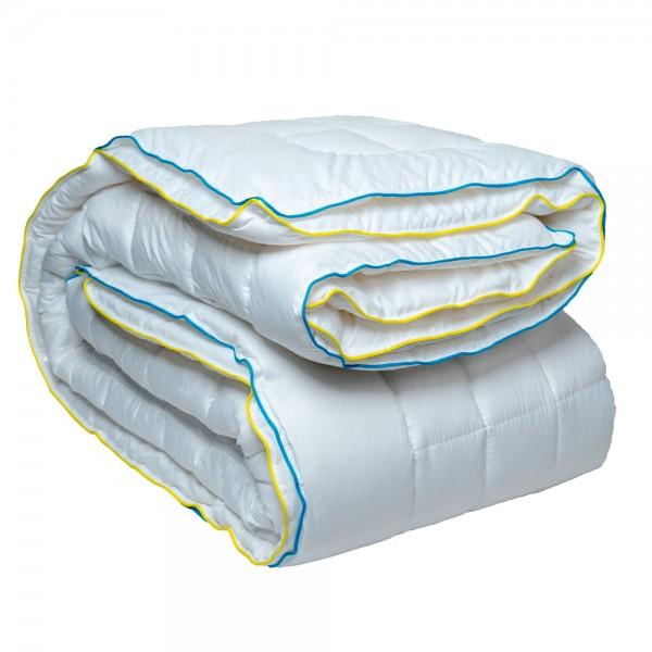 Одеяло Славянский пух Four Seasons Cotton антиаллергенное всесезонное стеганое 172х205 см