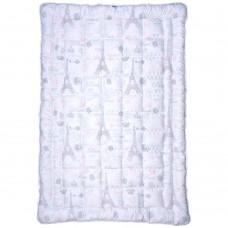Одеяло Славянский пух Paris антиаллергенное зимнее стеганое 142х205 см 1300г