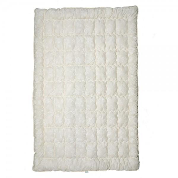 Одеяло Славянский пух Био Конопля антиаллергенное зимнее стеганое 172х205 см 1800г