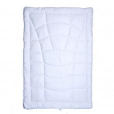 Одеяло Славянский пух Antistress антиаллергенное зимнее стеганое White 142х205 см 1200г