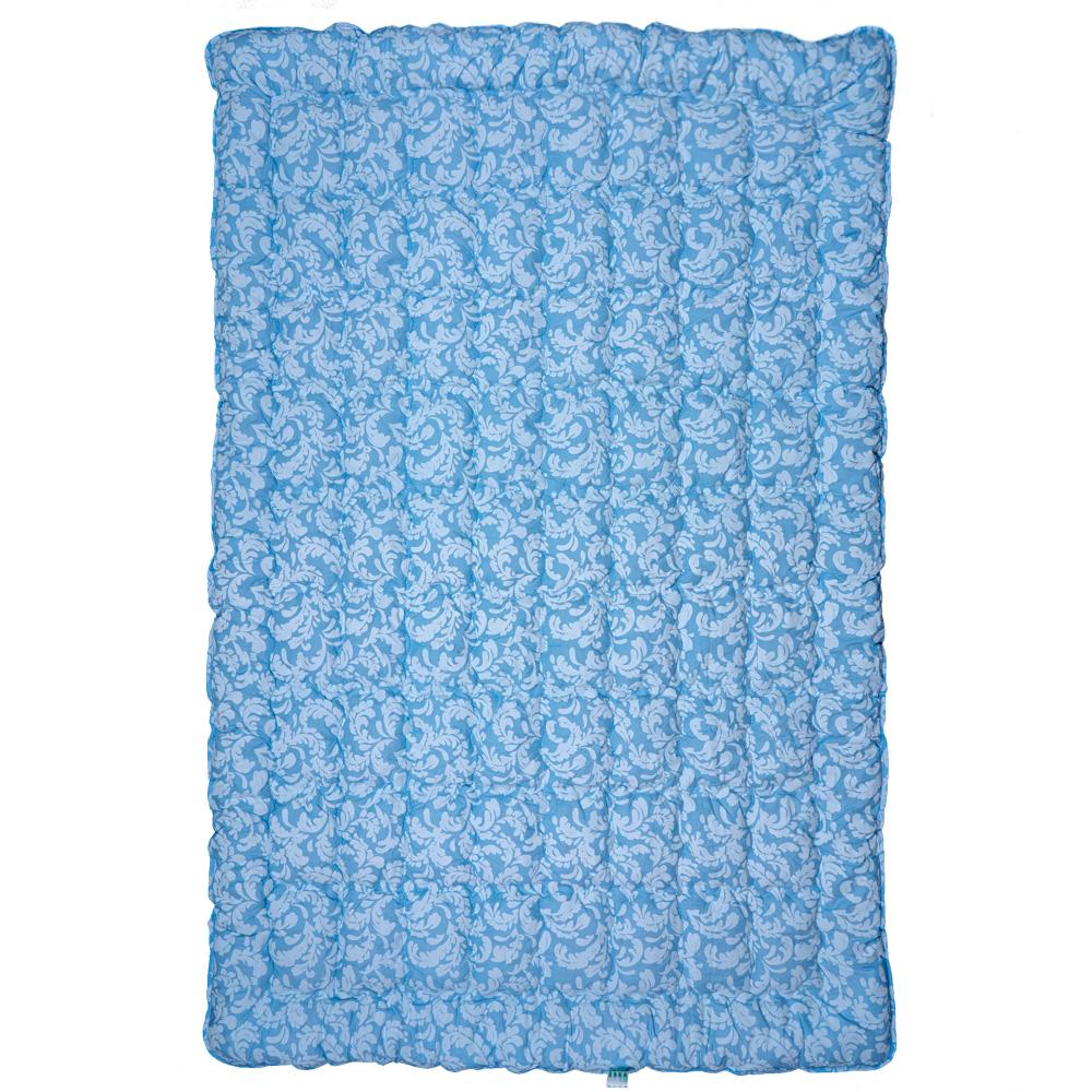 Одеяло Славянский пух Био лен антиаллергенное демисезонное стеганое 200х220 см 2300г