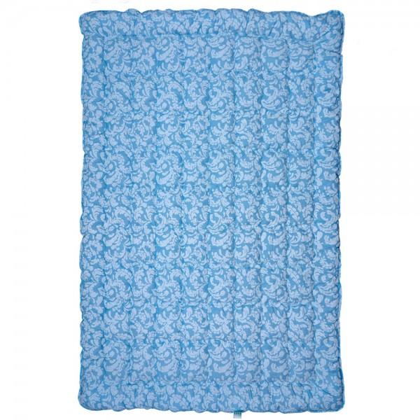 Одеяло Славянский пух Био лен антиаллергенное демисезонное стеганое 142х205 см 1700г
