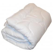 Одеяло Славянский пух Файбер антиаллергенное зимнее стеганое 150х210 см 1200г