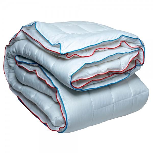 Одеяло Славянский пух Four Seasons Wool полушерстяное всесезонное стеганое 200х220 см