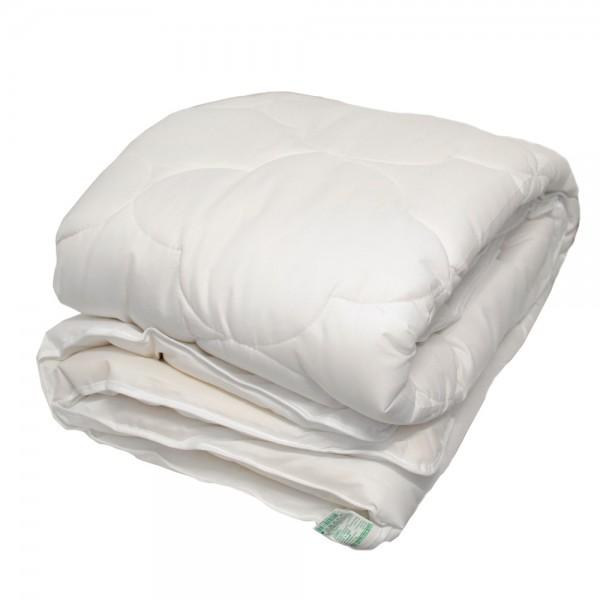 Одеяло Славянский пух Tencel антиаллергенное зимнее стеганое 200х220 см 1900г