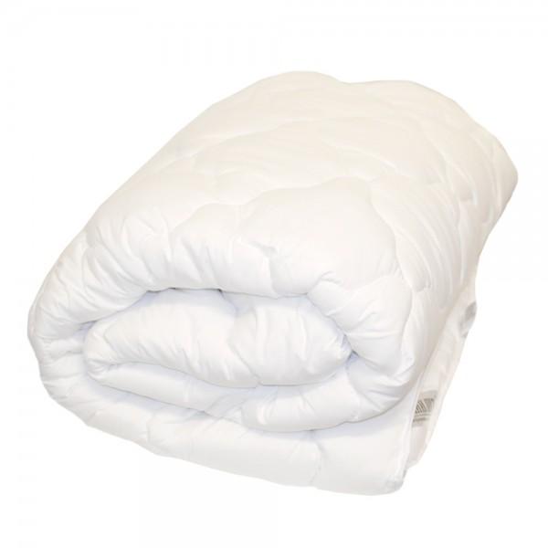 Одеяло Славянский пух TopCool антиаллергенное зимнее стеганое 155х215 см 1300г