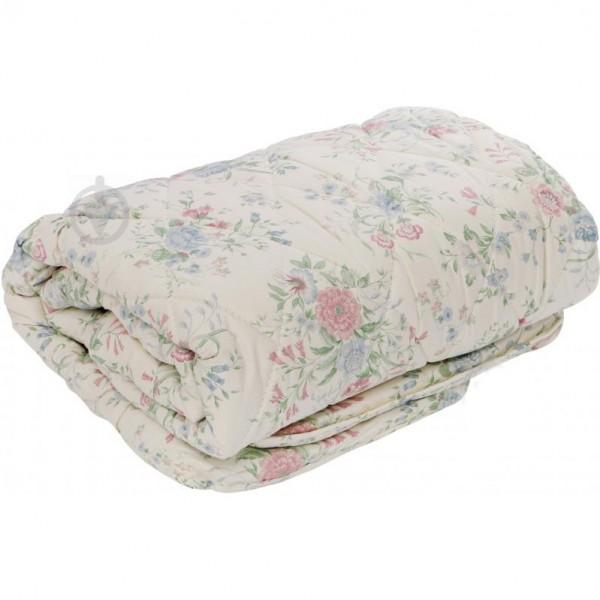 Blanket Slavic fluff Chic winter woolen quilted 200x220 cm 2050g
