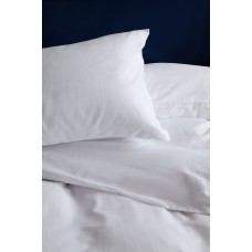 Простынь SoundSleep Dyed White ранфорс 200x220 см