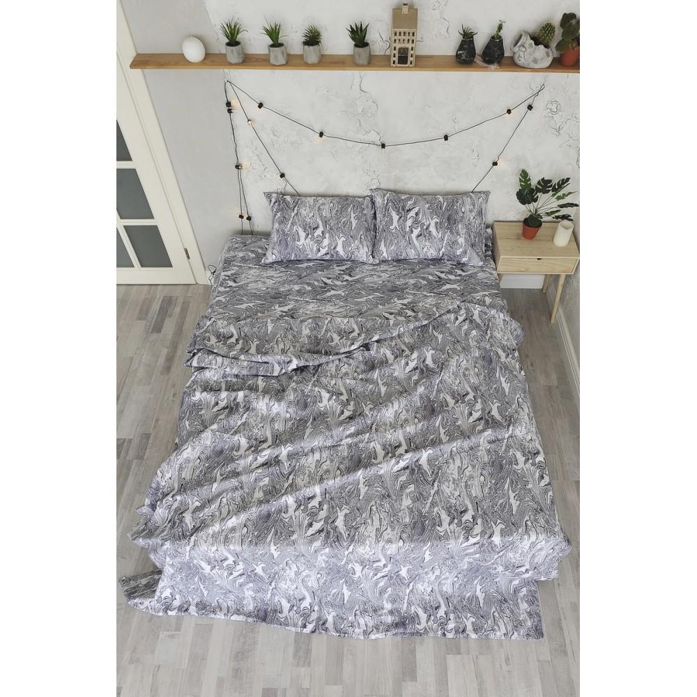 Комплект постельного белья SoundSleep Marble ранфорс двуспальный