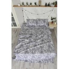 Комплект постельного белья SoundSleep Marble ранфорс полуторный