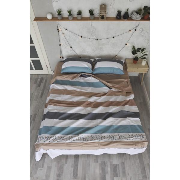 Комплект постельного белья SoundSleep Marien ранфорс евро