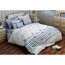 Комплект постельного белья SoundSleep Nautical ранфорс подростковый