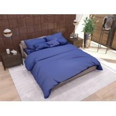Комплект постельного белья SoundSleep Сasual blue ранфорс двуспальный
