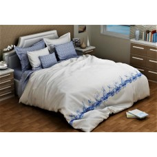 Комплект постельного белья SoundSleep Wind ранфорс подростковый