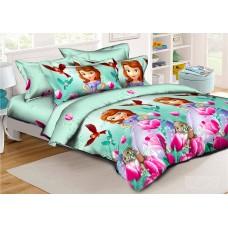 Комплект постельного белья SoundSleep Princess ранфорс подростковый