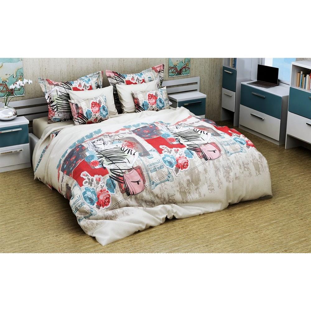 Комплект постельного белья SoundSleep Fashionista подростковый