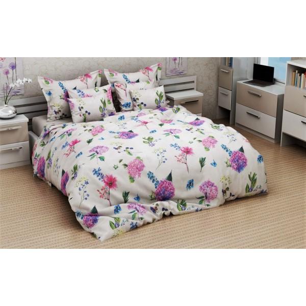 Комплект постельного белья SoundSleep Bouquets евро