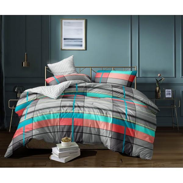 Комплект постельного белья SoundSleep Tyler сатин двуспальный