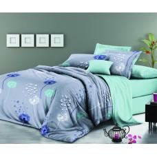 Комплект постельного белья Salamiya SoundSleep Сатин двуспальный