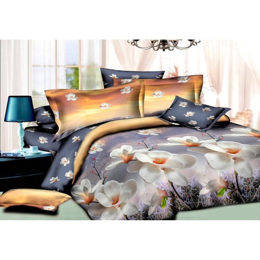 Комплект постельного белья SoundSleep Istria поплин евро
